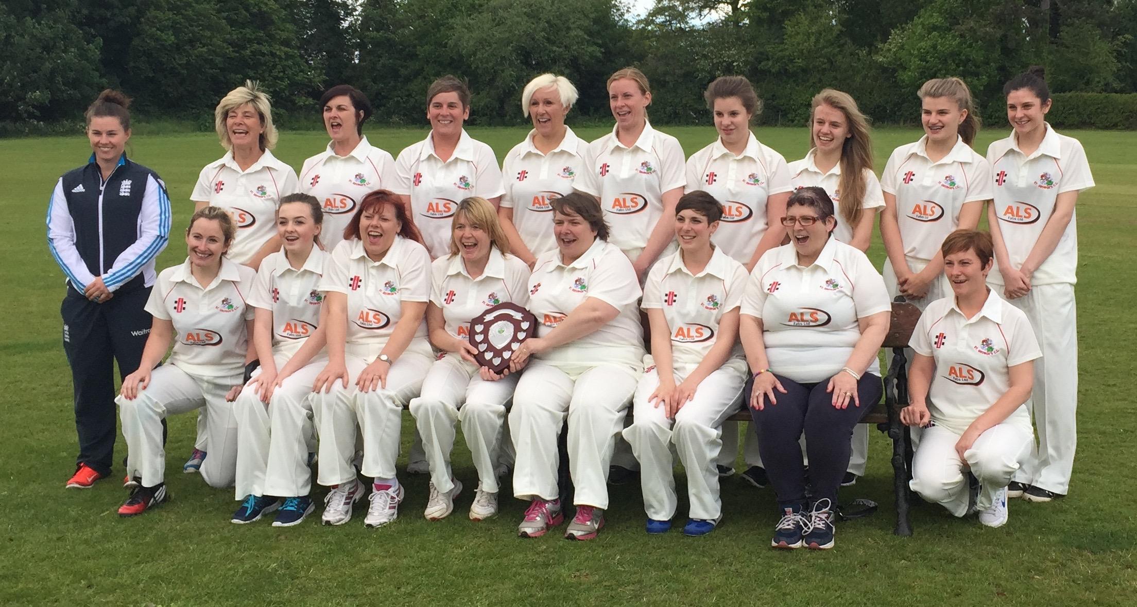 Ladies 2014 Champions