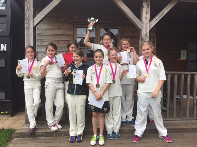 St.Georges U11 Girls 2016